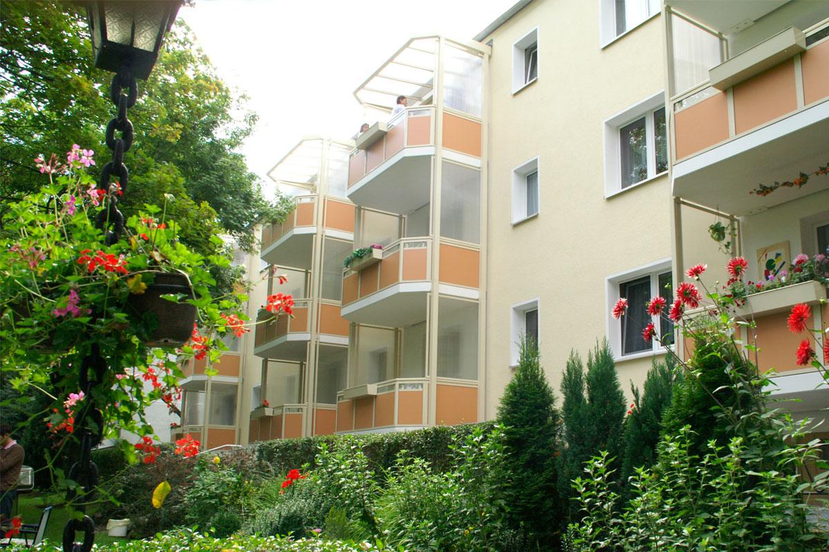 Gästewohnung Moskauer Straße Zeitz