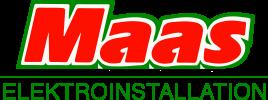 Logo Maas Elektronikinstallation