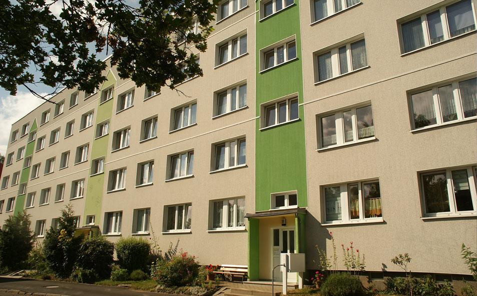 Mietwohnungen in Zeitz-Ost