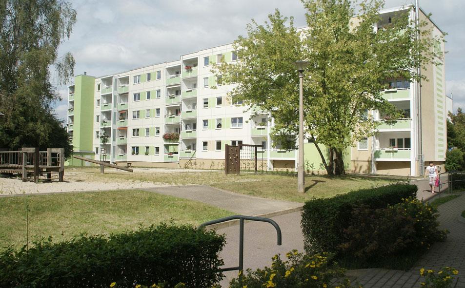 Mietwohnungen nahe der Zeitzer Innenstadt