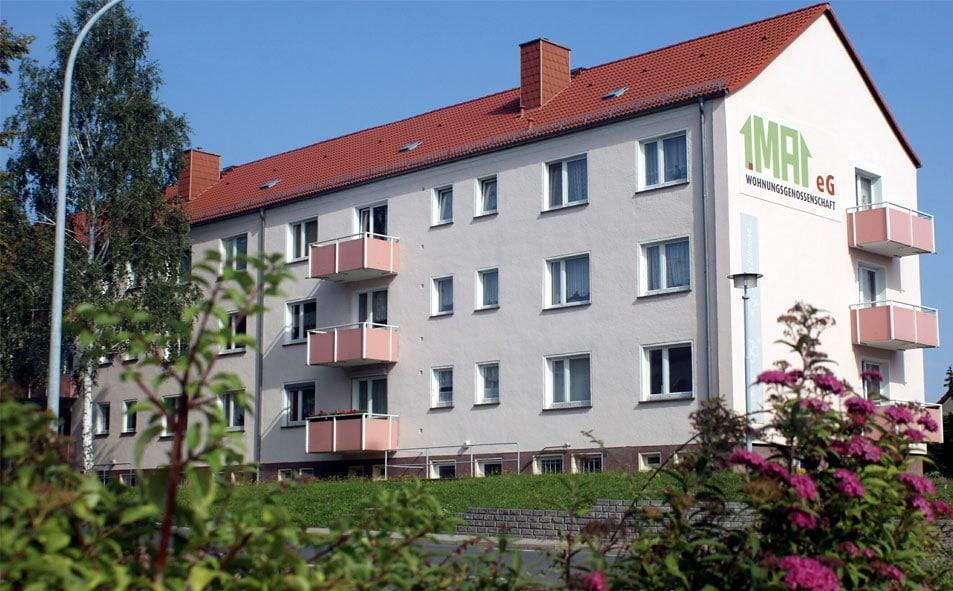 Mietwohnungen in der Forststraße